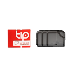 Cartridges for Suorin Air by Tip - 2ML - Pack of 3