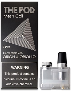The Pod - IQS Compatible with Orion DNA and Orion Q 2-Pack