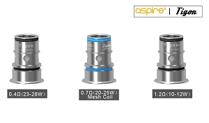 Aspire Tigon Replacement Coils - 5 Pack