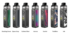 VooPoo Vinci X Pod Kit (REQUIRES SINGLE 18650 BATTERY)
