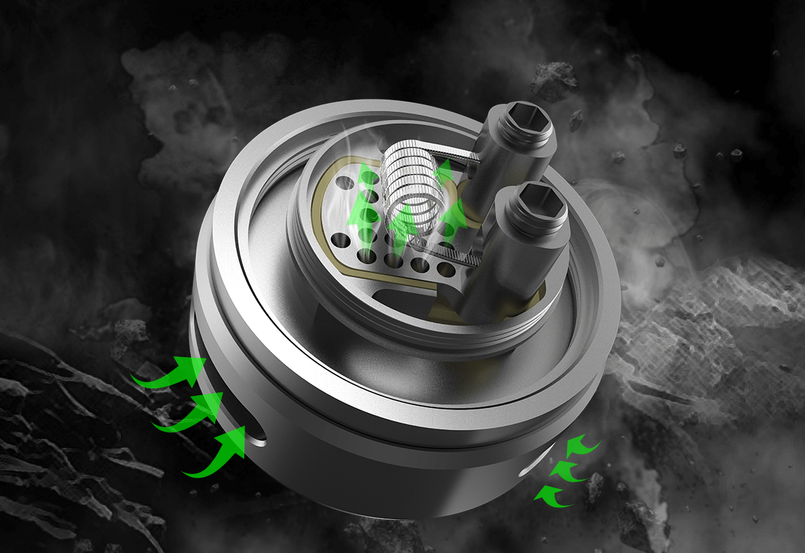 Wotofo H17 Rebuildable Atomizer Base for NexMESH Pro Tank