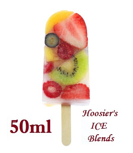 50ml House blends ICE Flavors