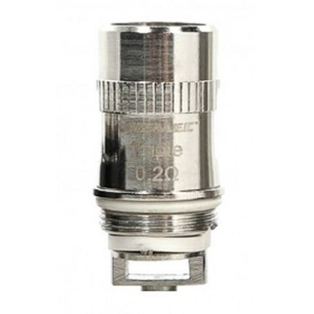 Replacement coil for Wismec Amor Mini, Amor Plus, Vicino, and Reux Mini
