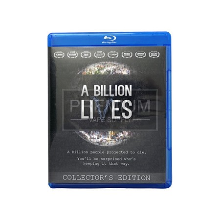 A Billion Lives Blu-Ray Disc