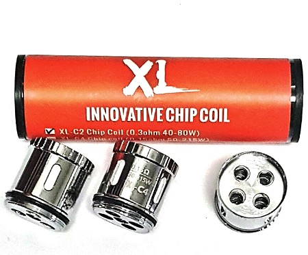 EXO XL Replacement Coils 3 Pack