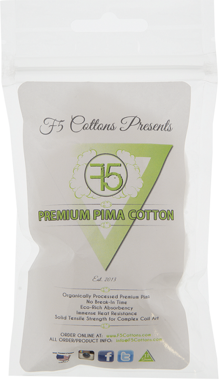 F5 Premium Pima Cotton