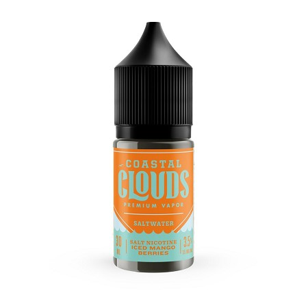 30ml Iced Mango Berries by Coastal Clouds