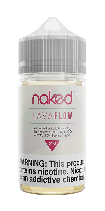 60ml Lava Flow by Naked 100
