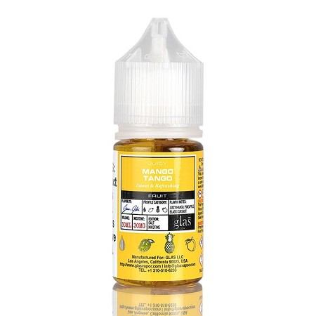 30ml Mango Tango by Glas Basix Salts