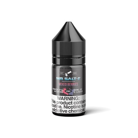 30ml Mixed Berries by Mr. Salt-E