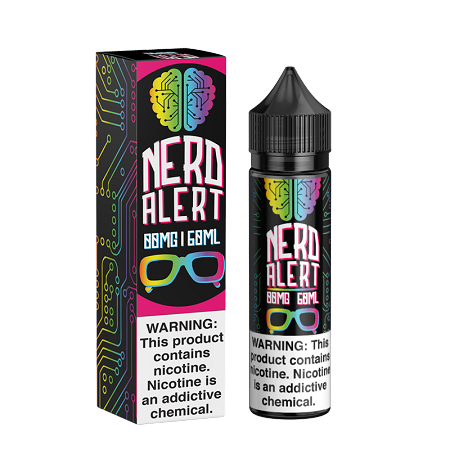 60ml Nerd Alert by Hit It & Quit It