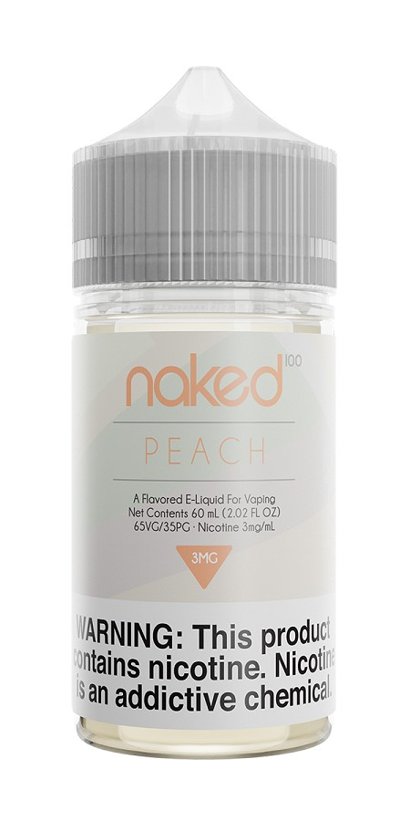 60ml Peach by Naked 100