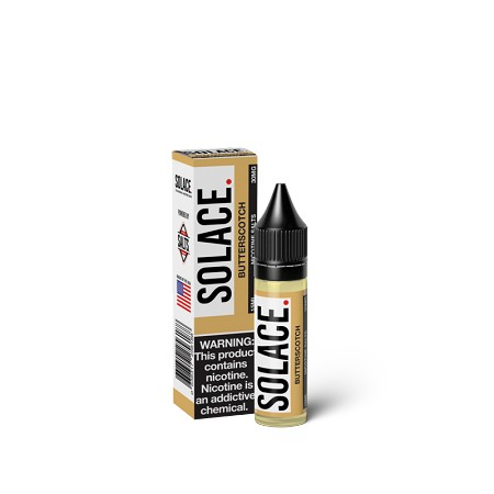 30ml Butterscotch by Solace Salts Vapor