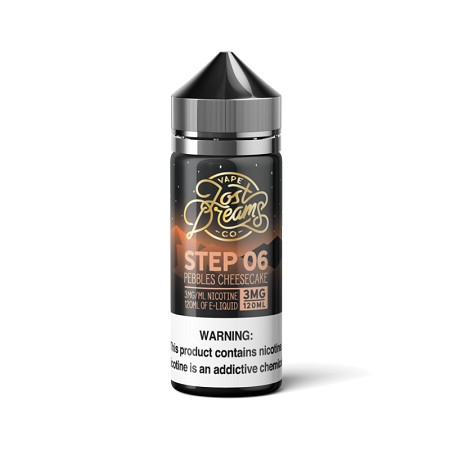 120ml Step 6 by Lost Dreams Vape Co