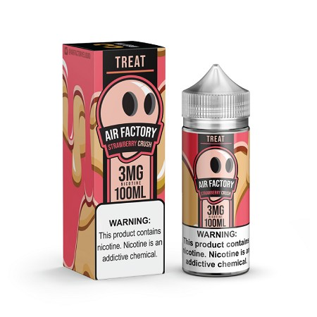 100ml Strawberry Crush by Air Factory