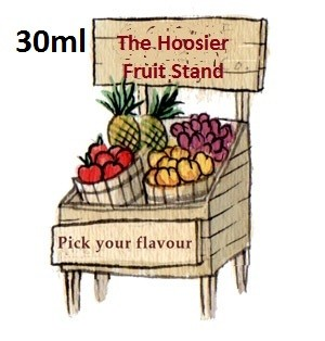 30ml House blends Fruit Flavors