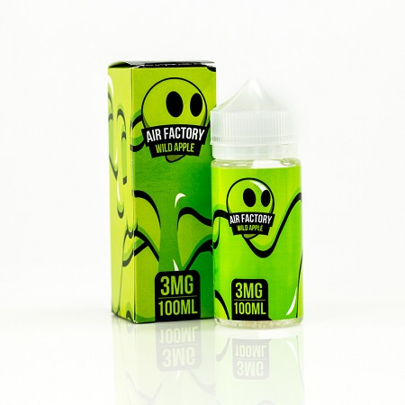 100ml Wild Apple by Air Factory